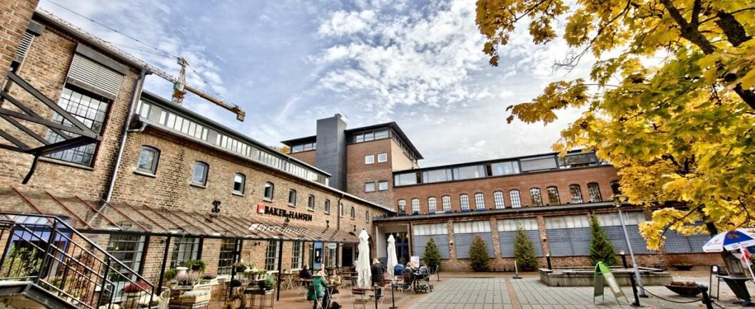 NY EIER: Stor-Oslo Eiendom har kjøpt Fyrstikktorget av City Finansiering. Foto: Cityfinans