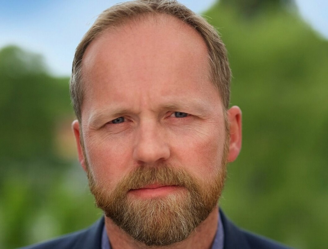 TAR OVER: Pål Aglen tar over sjefsstolen i Veidekke Eiendom.
