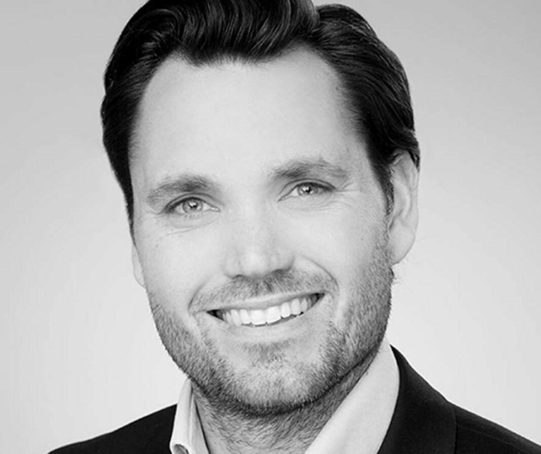 Anders Gregersen, administrerende direktør Neptune Properties.