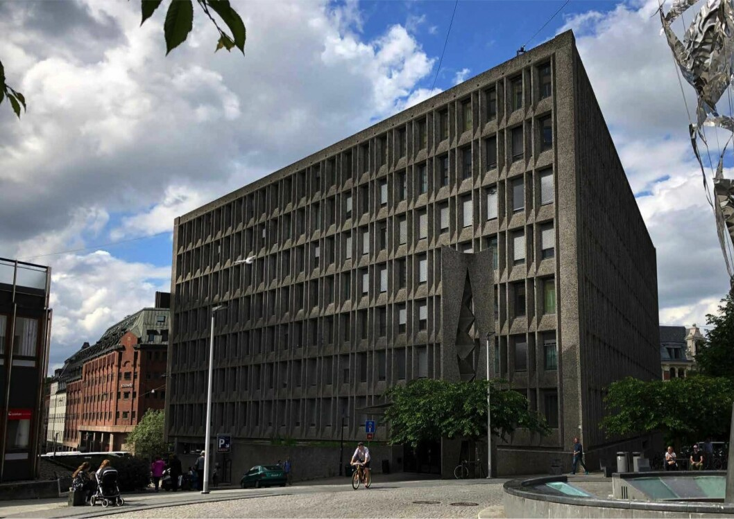 GODE ARBEIDSPLASSER: Entra har hyret inn MAD Arkitekter for at bygget skal fremstå med moderne og gode arbeidsplasser.
