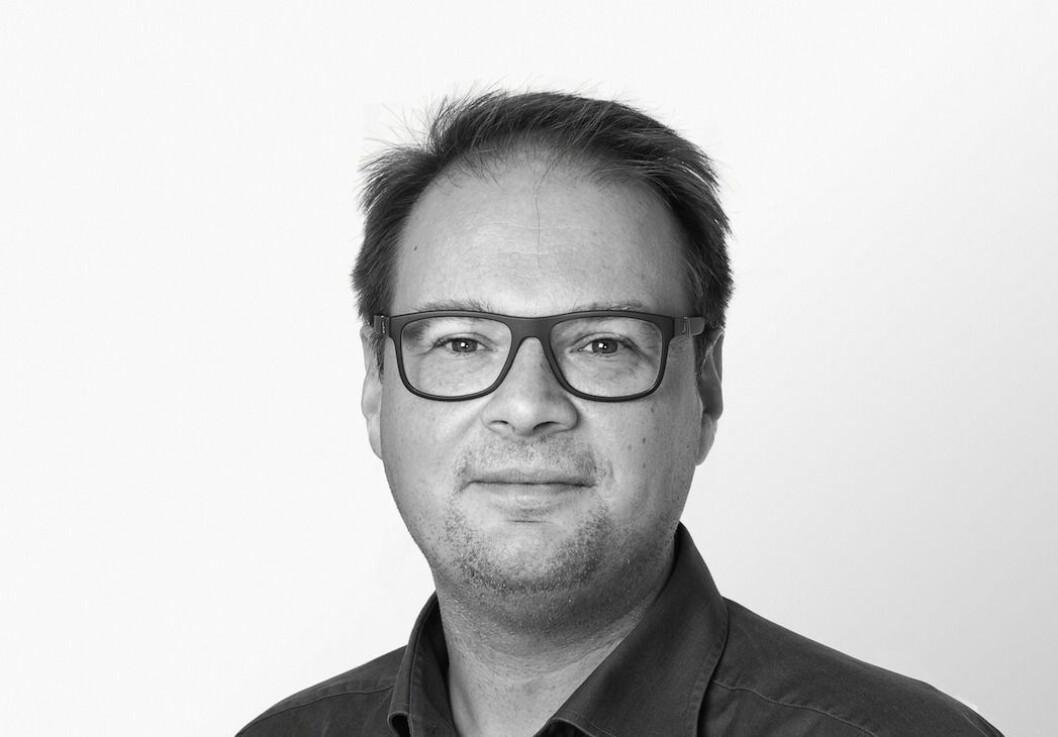 ØKER TAKTEN: Isak Oksvold i Møller Eiendom håper den nye tjenesten vil øke takten i å gjennomføre energi- og miljøbesparende tiltak i næringslokaler.