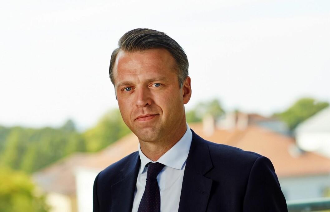 NY ROLLE: Chief Investment Officer for Norges Bank Investment Management, Karsten Kallevig, var CEO i Norges Bank Real Estate Management før omorganiseringen av Oljefondets eiendomssatsing.