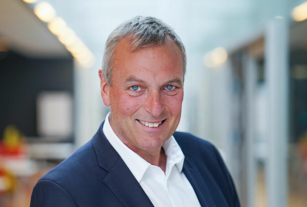 Den nye sjefen i Selvaag Bolig, Rolf Thorsen, er fornøyd med resultatene for andre kvartal.