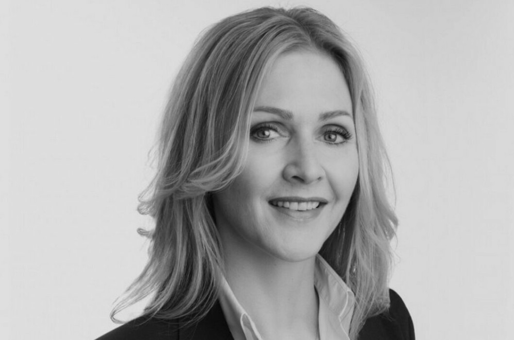 NY JOBB: Lisa Fredriksen Wold skal styrke SEBs satsing på eiendom i det norske markedet.