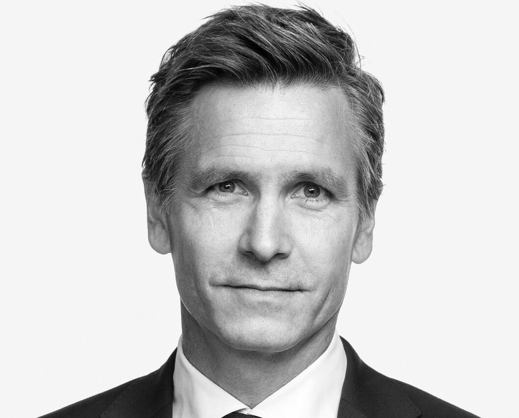 PARTNER: Thor Wessel er ny partner hos Bull & Co.