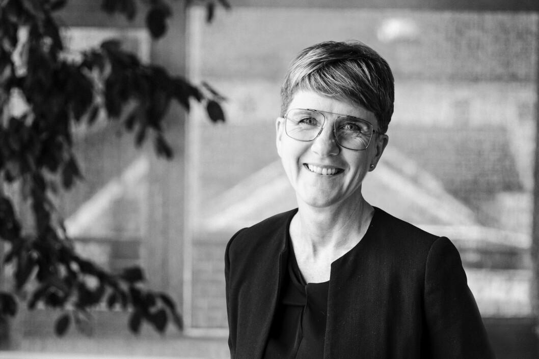 NY SJEF: Nå er det Marianne Guriby Dahl som styrer Enerhaugen Arkitektkontor.