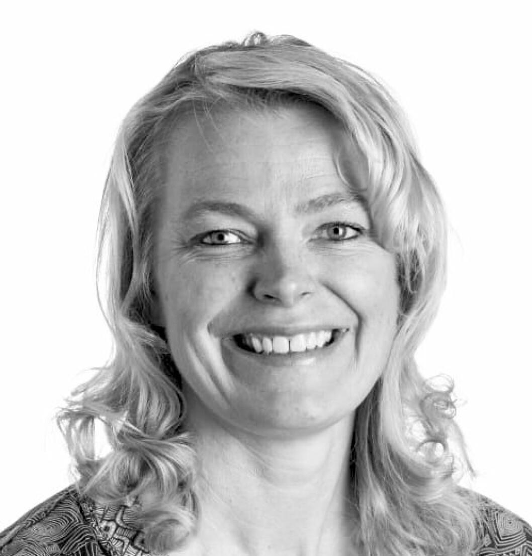 NY DIREKTØR: Thora Heieraas ansatt som direktør for ny divisjon i Norconsult.