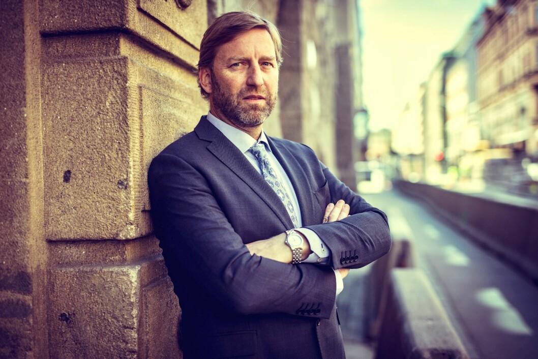 SAMARBEID: - Gjennom å følge Bygg21s veiledere tar vi et skritt i riktig retning, sier administrerende direktør Mathis Grimstad i Stor-Oslo Eiendom.
