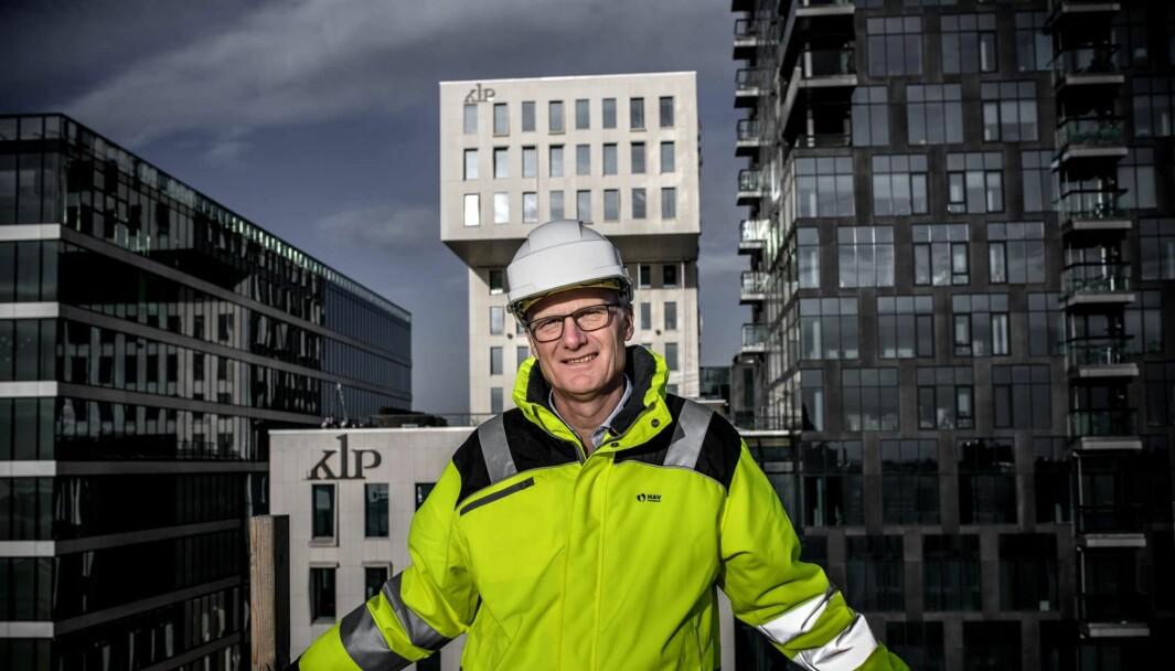 Kjell Kalland, administrerende direktør Hav Eiendom.