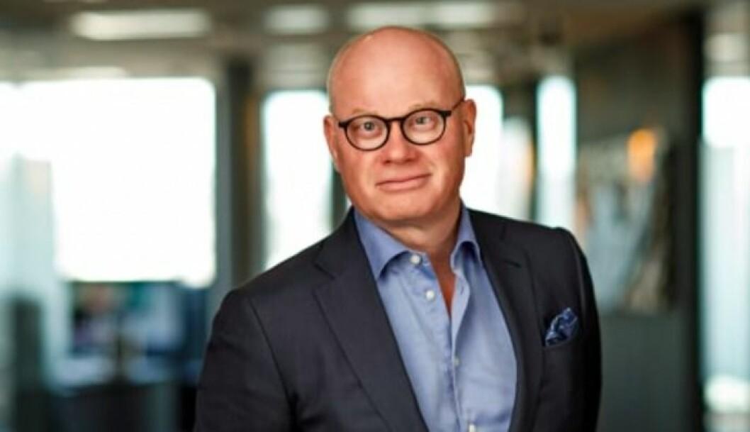 STOR PÅ HOTELL: Pangea Property Partners er blant de store rådgiverne innenfor hotell. CEO Bård Bjølgerud gikk gjennom hotellmarkedet på Hotelleiendom 2019.