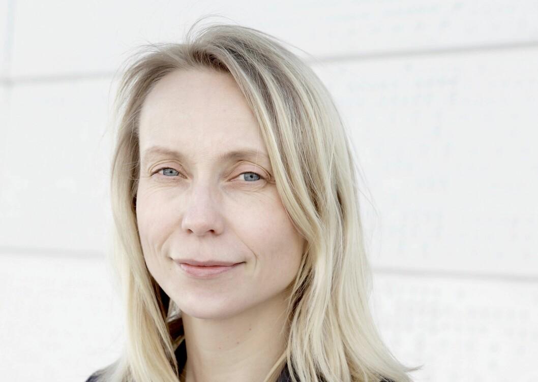 NY: Solveig Dahl Grue er ny sjef i Ratio.