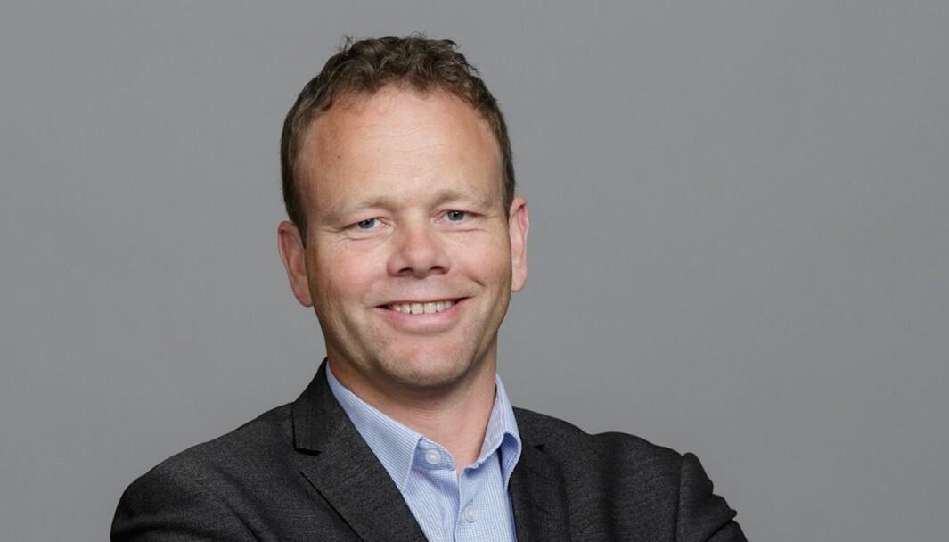 Erling Langeland, administrerende direktør Oxer Eiendom.