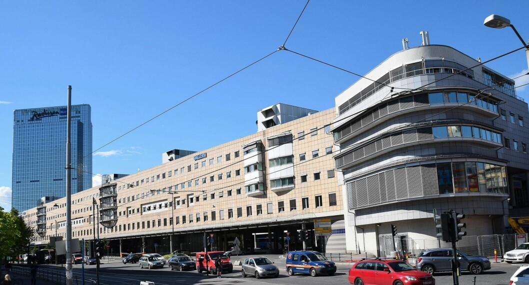 STRID: Striden gjelder Akershus Fylkeskommunes seksjoner i Galleri Oslo. Foto: Wikipedia/Helge Høifødt. Lisens: CC-BY-SA 3.0