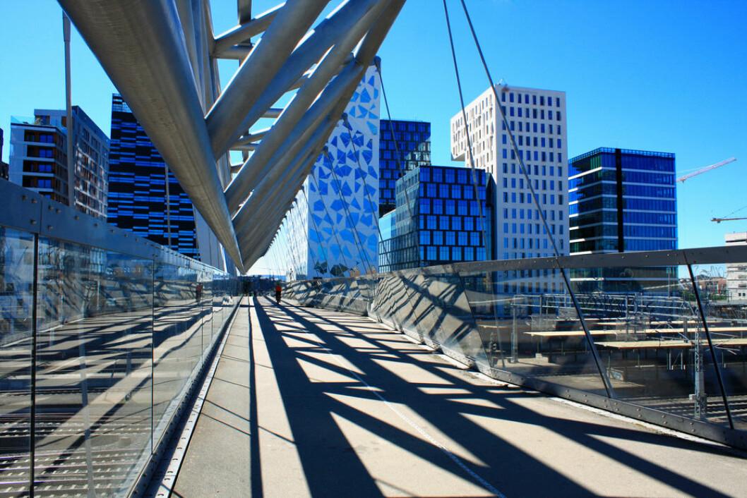 LEIEPRISFESTEN FORTSETTER: Leiemarkedet i Oslo-området er knallsterkt.Foto: Shutterstock.