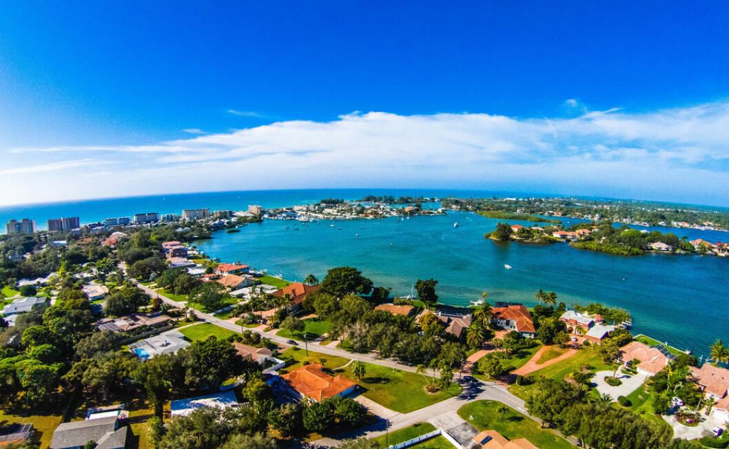 LURERI: Drømmen om å investere i Florida ble et mareritt. Illustrasjonsfoto: Shutterstock.