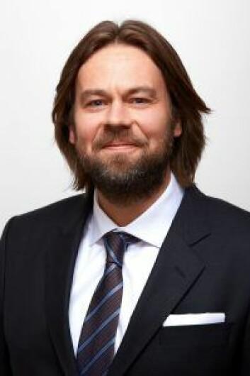 SENIORADVOKAT: Dan Sørensen.