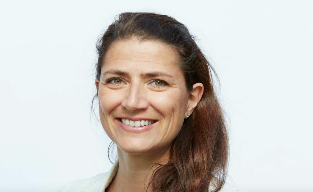 LEVERER: Den nye Entra-sjefen Sonja Horn la frem knalltall for tredje kvartal.