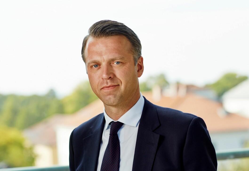 KJØPER: Chief Investment Officer Real Estate i NBIM, Karsten Kallevig, kjøper i Storbritannia.