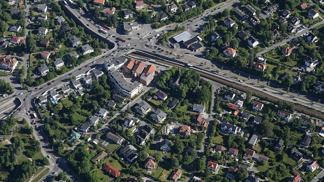 BOLIGER: Byrådet vil legge til rette for flere tusen nye boliger i Oslo hvert år, og ser Smestad som ett av flere viktige byutviklingsområder. Illustrasjonsfoto: Plan- og bygningsetaten