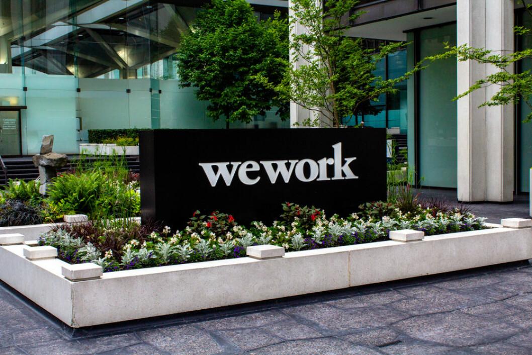 SKAL SPARE: Nå starter jakten på lønnsomhet for WeWork. Foto: Mitch Hutchinson/Shutterstock.com