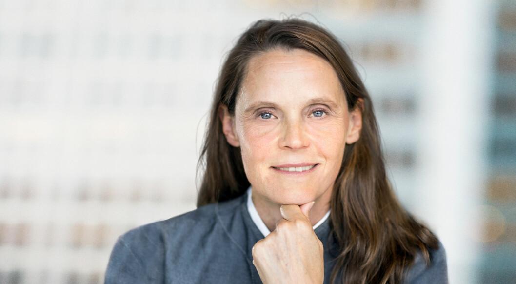 NY: Kirsten Anker Sørensen blir ny konsernsjef i LINK arkitektur.