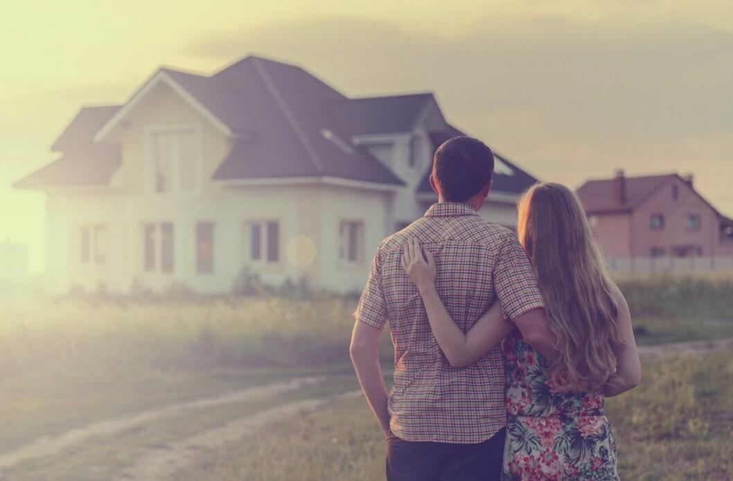 FORENKLER KUNDEREISEN: Bygr skal gjøre drømmen om den nye boligen enklere. Illustrasjonsfoto: Shutterstock.