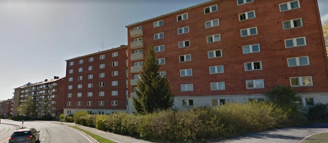 UTFORDRINGER: Det var i en leilighet på Torshov at veggdyrene skapte problemer. Foto: Google Street View.