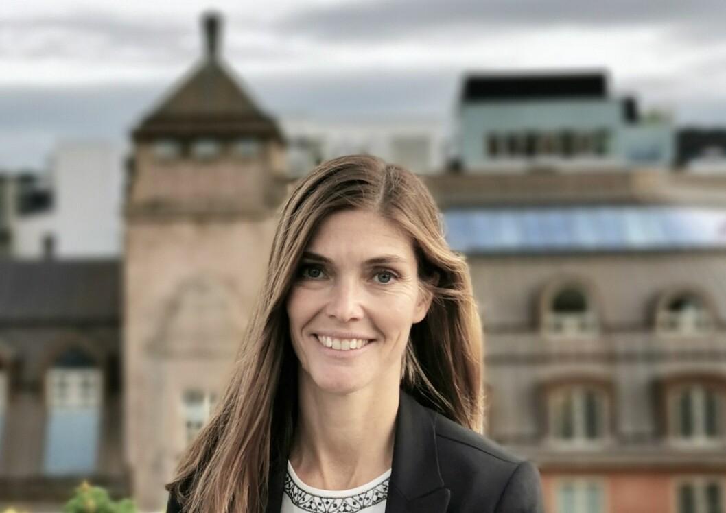NY: Ylva Göransson er ny økonomidirektør Hemfosa Samfunnsbygg.