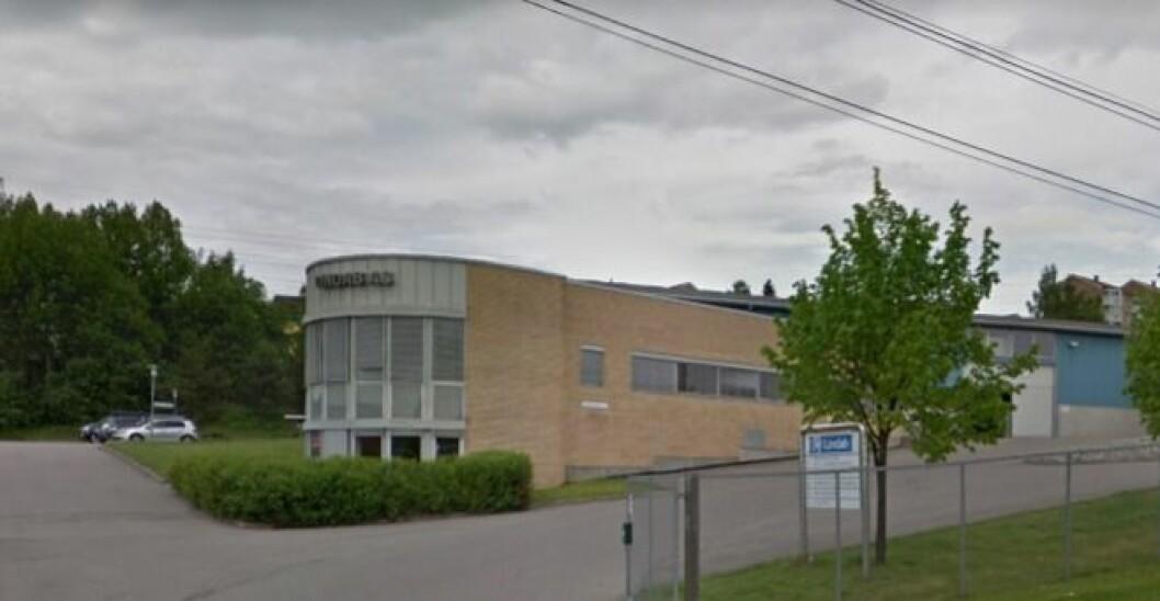 NÆR SENTRUM: Aberdeen Standard Investments har tro på logistikkeiendommer nær sentrum. Foto: Google Street View