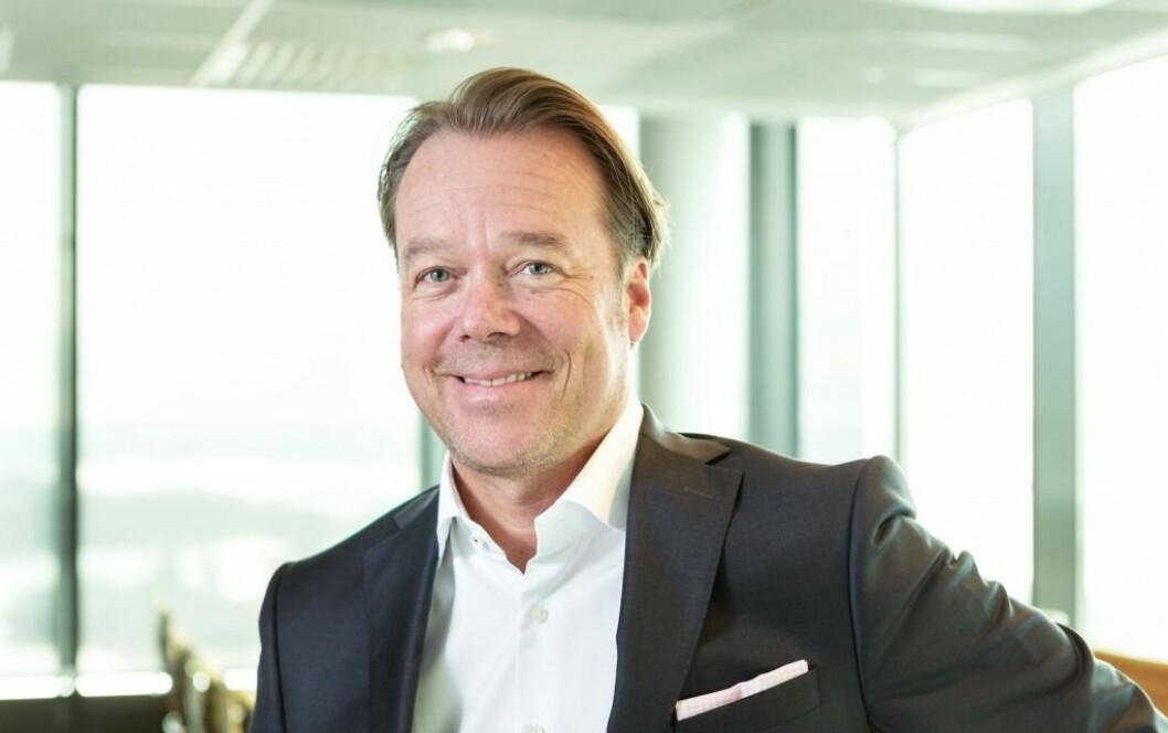 ANSETTER NYE EIENDOMSSJEFER: Administrerende direktør Henrik Melder i Hemfosa Samfunnsbygg.