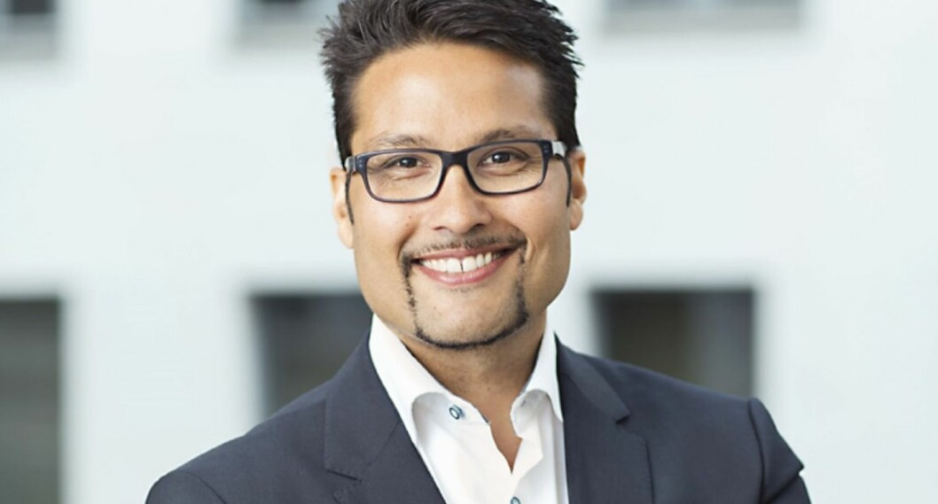 KAN BYGGE MYE: Konsernsjef Daniel K. Siraj i OBOS har nå en tomtebank på 31 400 tomter i Norge.