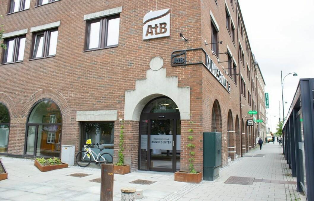 VANT: Energiprisen 2019 er tildelt E. C. Dahls Eiendom som blant annet har utviklet Prinsens gate 39 i Trondheim.