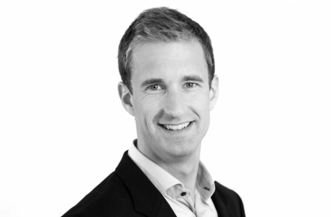 FORTSATT OPP: - Vi tror leieprisveksten fortsetter inn i nyåret, sier analysesjef Haakon Ødegaard i Malling & Co.