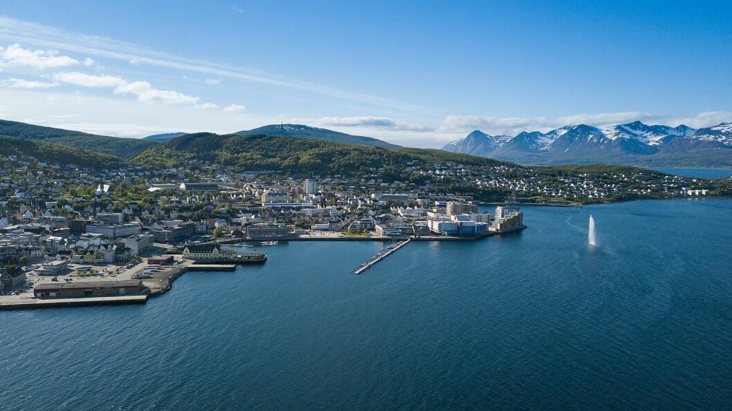 Forsvarets utleie av boliger til ansatte i Harstad ble ikke beskyttet av regelen om KPI-begrensning ved tomtefeste til boliger. Foto: Stevenilsen/Wikimedia. Lisens: CC-BY-SA-4.0