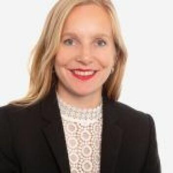 Ingrid Cappelen Dahl.