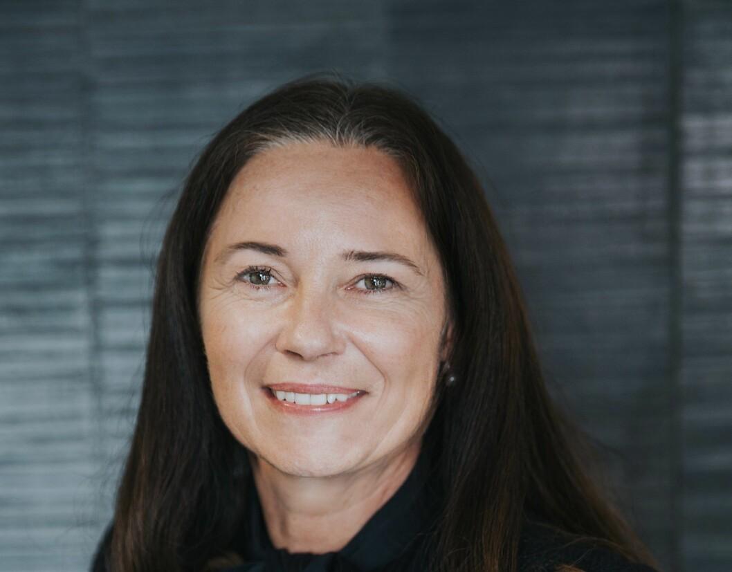 NY SJEF: Merethe Danielsen er ny daglig leder i Bakke Leiligheter.