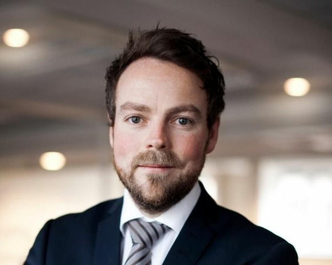 SELGER: Næringsminister Torbjørn Røe Isaksen vil selge Entra-aksjer. Foto: Marte Garmann