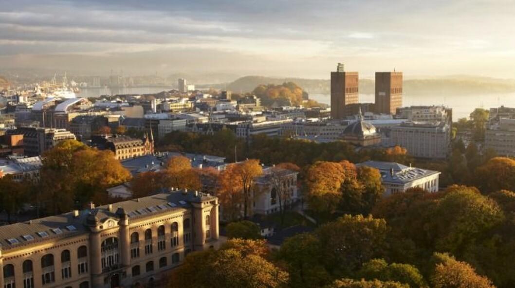 10 MILL I HUSLEIE: Oslos nye satsing betaler nesten 10 millioner i årlig husleie.