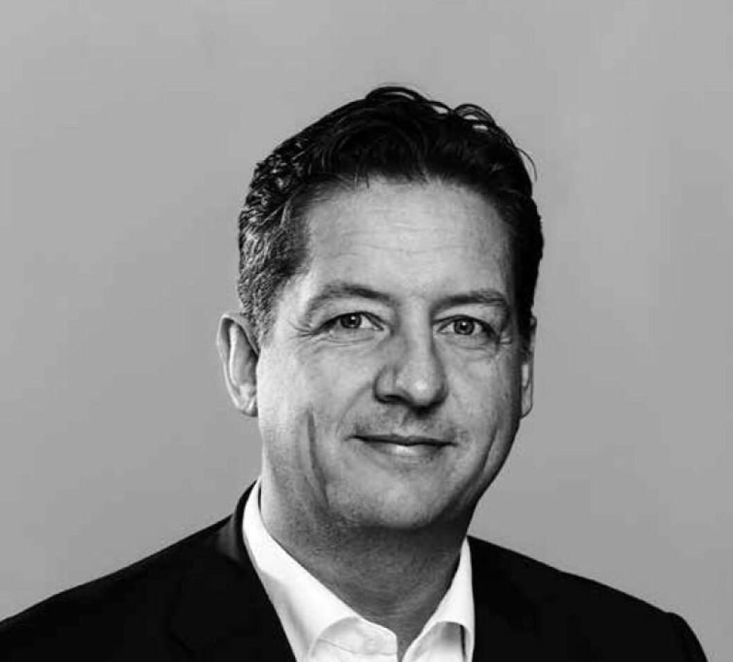 RETAIL OG KONTOR: Adm. direktør Bent Oustad i NPRO liker kombinasjonen av retail og kontoreiendom,