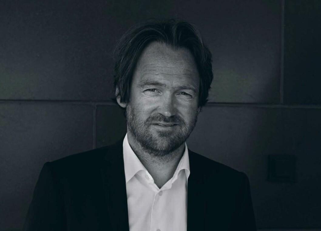 I RETTEN: Borger Borgenhaugs Axer Eiendom var i retten etter strid om heving av en leieavtale. Foto: Marius Viken
