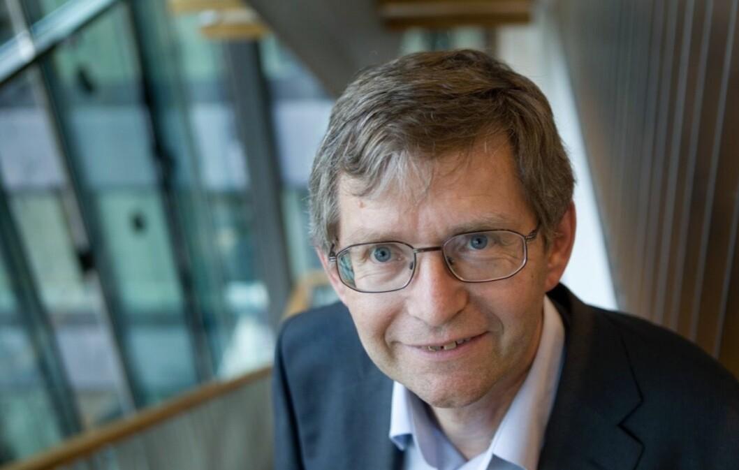 NED: Ifølge Per Jæger bygges det ikke så mange boliger mer.