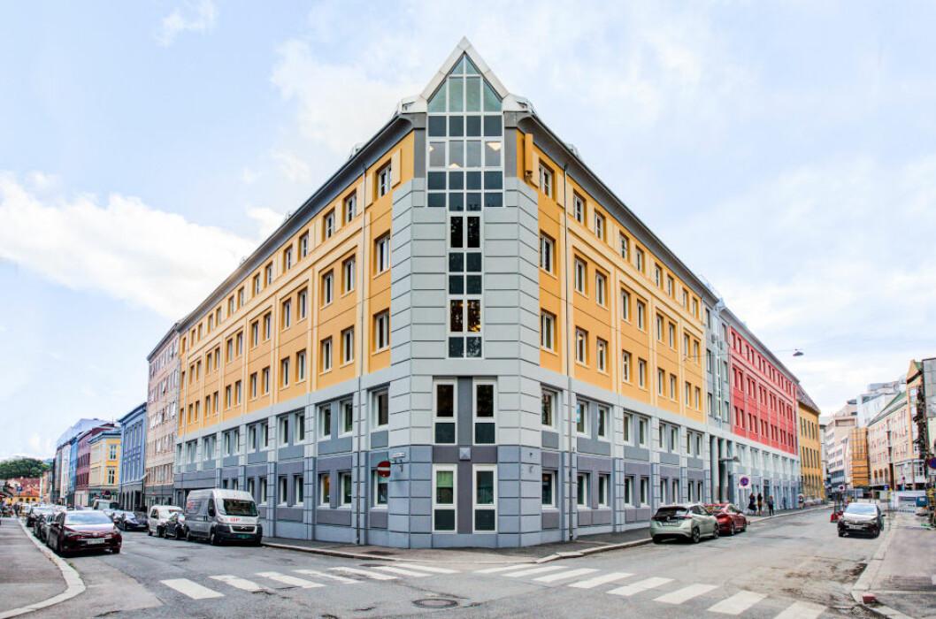 SOLGT IGJEN: Mariboes gate 13 i Oslo.(Foto: Genesta/NyeBilder)