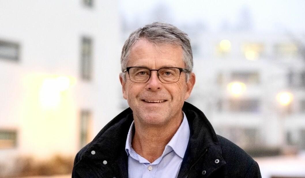 NY: Petter Eiken blir styreleder i Conceptor Bolig.