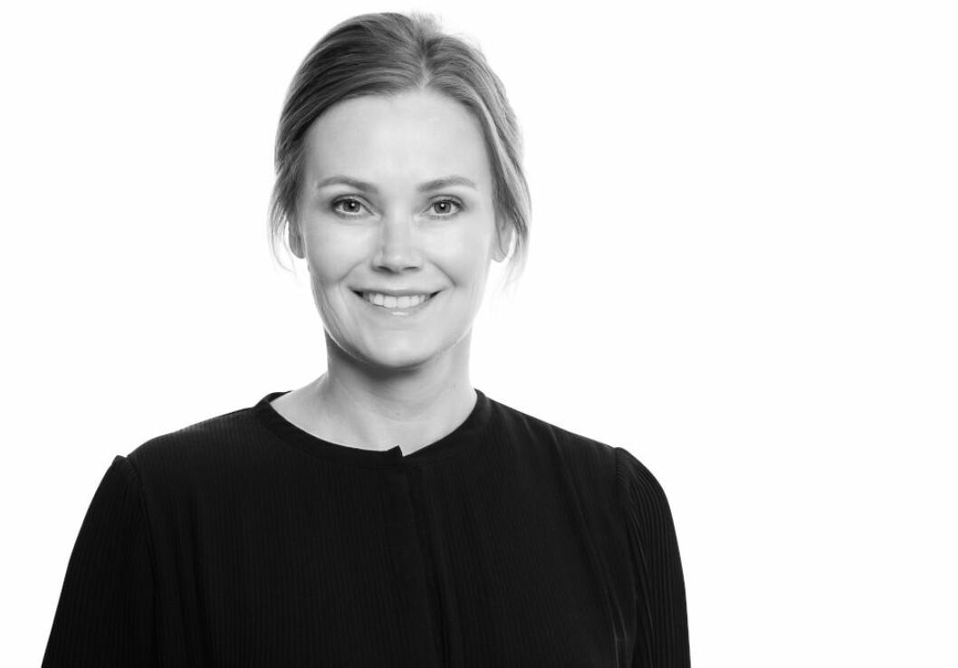 MVA-EKSPERT: Camilla Hammer Solheim er nå utnevnt til Specialist Partner i advokatfirmaet BAHR.
