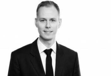 TRANSAKSJONSADVOKAT: Ole Andreas Dimmen er ny partner i advokatfirmaet BAHR.