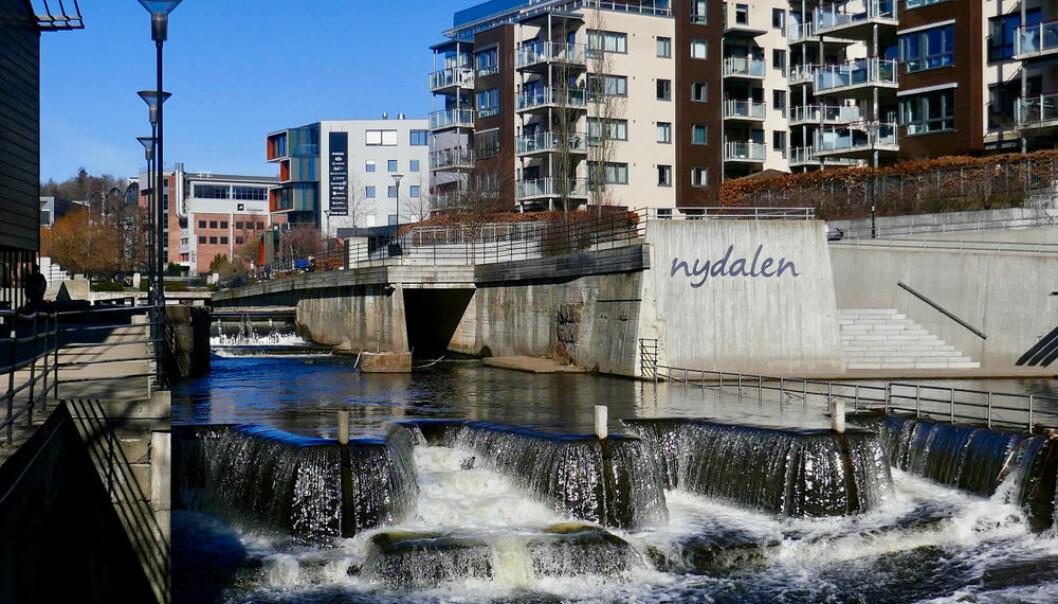 BEDRE: Nå skal bygulvet i Nydalen/Storo analyseres for å gjøres bedre.