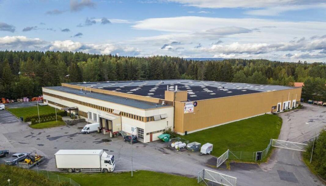 SOLGT: En av Norges største bilkonserner eser ut.