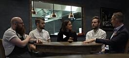 Unik restaurant slår seg opp på restemat