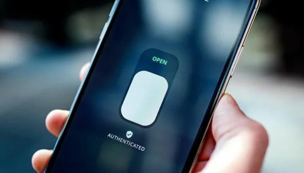 KAN KOMME I 50 000 BOLIGER: Usbl vil bruke Unlocs løsning for digitale nøkler.