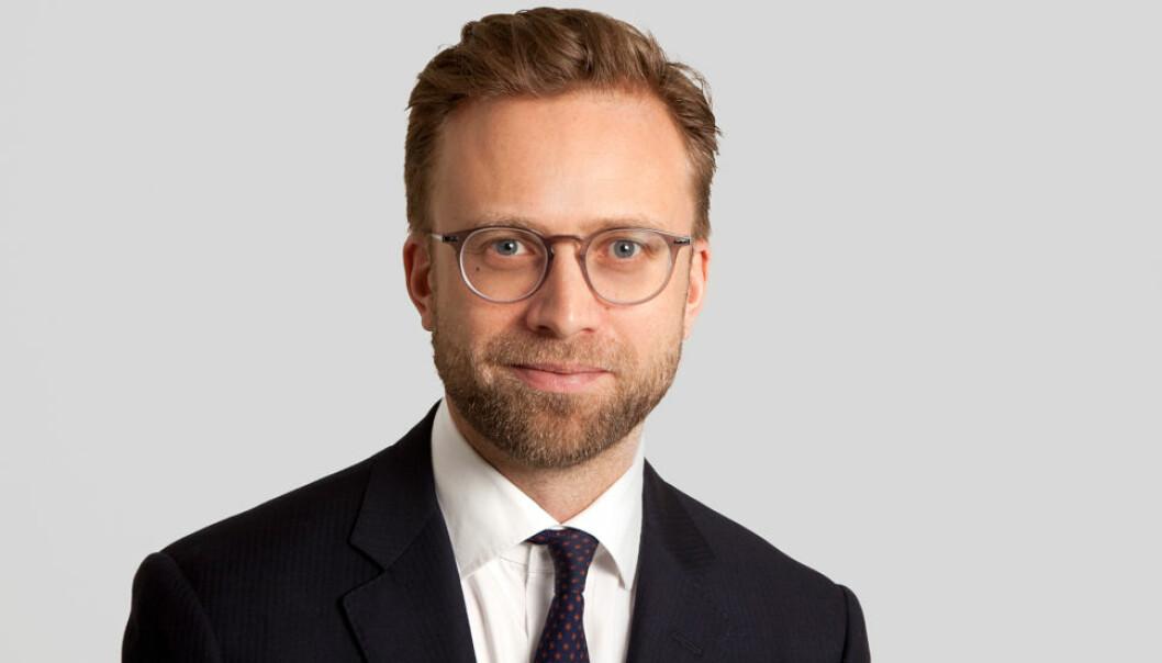 VIL FORENKLE: Kommunal- og moderniseringsminister Nikolai Astrup (H) vil gjøre det lettere å bygge på egen eiendom uten å søke på forhånd.